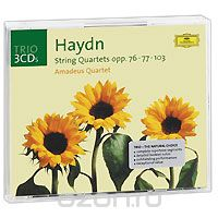 Amadeus Quartet. Haydn. String Quartets Opp.76, 77, 103 (3 CD)
