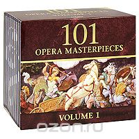 101 Opera Masterpieces. Vol. 1 (10 CD)