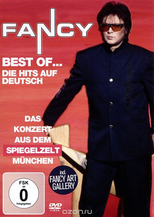 Fancy: Best Of... Die Hits Auf Deutsch