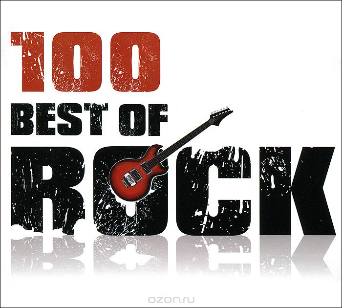 100 Best Of Rock (mp3)