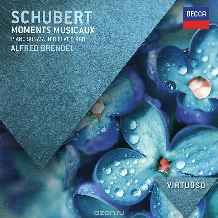 Alfred Brendel. Schubert. Moments Musicaux / Piano Sonata No.21