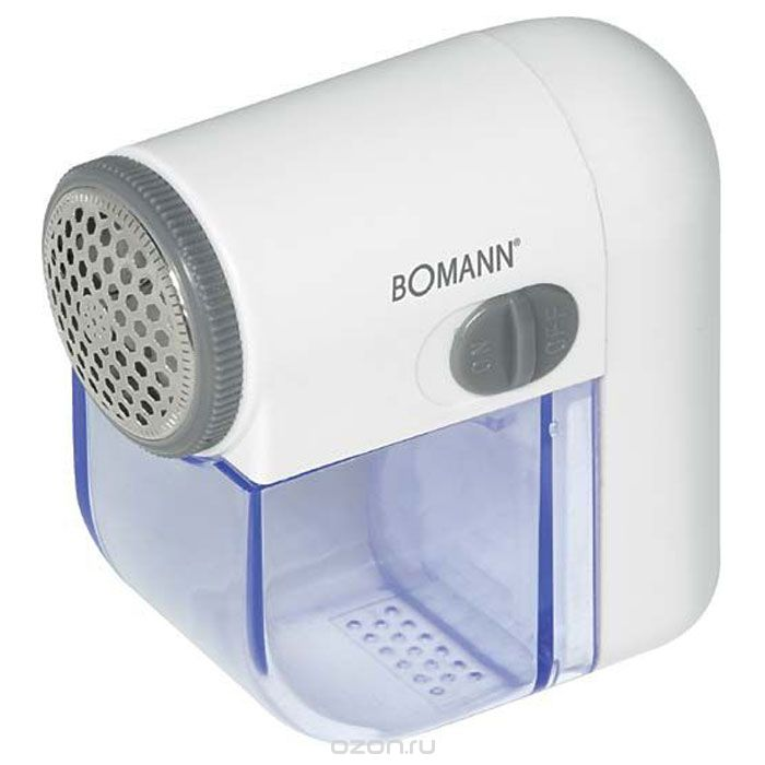 Bomann MC 701 CB, White машинка дл¤ удалени¤ катышков